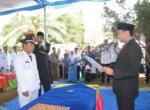 Hasan Basri Resmi Dilantik Jadi Kepala Desa Oleh Bupati Lampung Utara
