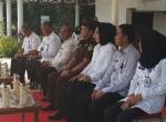 Tatong Bara Pimpin Apel Kerja Perdana 2018