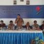 Diklat Penguatan Kepsek se-Kabupaten OKI Di SMPN 2 Kayuagung
