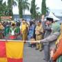 Agung Hadiri Pentas Seni KKG-PAI SD se-Kabupaten Lampung Utara