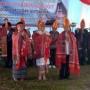 Rukun Batak Bona Pasogit berikan Kain Ulos Mangulosi ke Tatong Bara