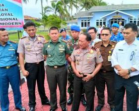Sinergitas TNI Polri Di Natuna, Tidak Perlu Diragukan.