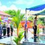 Kapolda, Pimpin Apel Perdana,Sinergitas TNI Polri Bersama Pemkab Natuna.