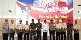 Dispora Lahat Seleksi Paskibraka Tingkat Kabupaten Provinsi Dan Nasional 2018