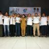 Bupati Hadiri Pelantikan DPD Aliansi Jurnalistik Online (AJO) Indonesia Lampung.