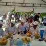 Sinergitas TNI Polri, Dukung Festival Pulau Senoa.