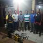 Polres OKI Ungkap Home Industri Senpira di Kecamatan Pampangan