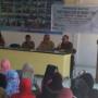 Mayarakat Kecamatan Pedamaran Termia Bantuan Mesin Jahit Purun dan Mesin Perahu Sampan