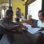 Sat Lantas Polres Teluk Bintuni Sosialisasi Tertib Lalulintas di Babo