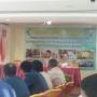 Kementrian Kesehatan Sosialisasi PHEIC di Bintuni