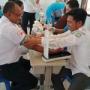 PMI Bintuni Lakukan Pelantikan Relawan dan Aksi Donor