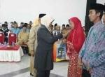 Pelepasan dan Bimbingan Manasik Haji Massal CJH Kab. Kediri
