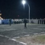 Komandan Pangkalan TNI AU Raden Sadjad Hadiri AKRS di TMP Ranai