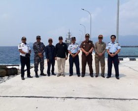 Lanal Ranai Tenggelamkan Kapal KIA?