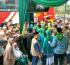 Jumlah Jama'ah Haji 410 Kloter 34 JKS Di Lepas Bupati Ciamis