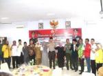 Silaturahmi dan Deklarasi Damai Kapolres Ciamis Bersama Elemen Masarakat Dalam Rangka Pileg Dan Pilpres