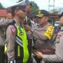 Polres Natuna Gelar Apel Siaga Pemilu 2019.