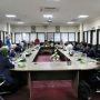 Belasan Mahasiswa Politeknik Negeri Batam Rapat Bersama Komisi I DPRD Kepri